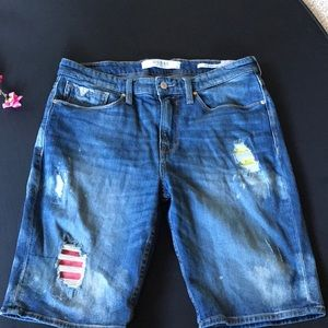 Guess Slim Short Jeans 34
